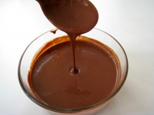 yacon syrup chocolate sauce